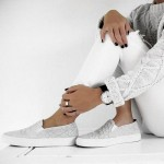 Slip on shoes fashion trend