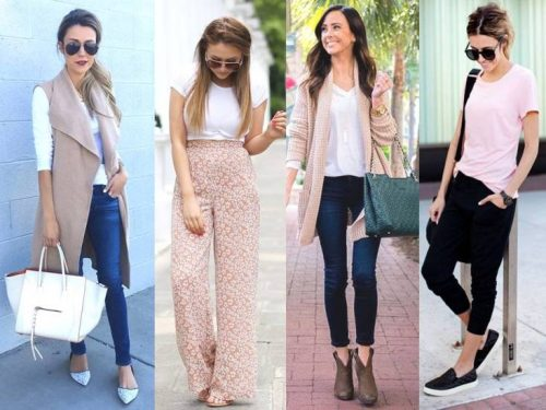 blush outfit ideas