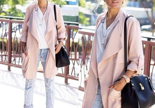 Neutral blush and nudes outfit ideas