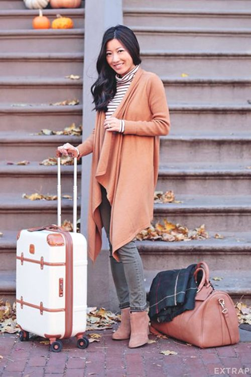 fall traveling style