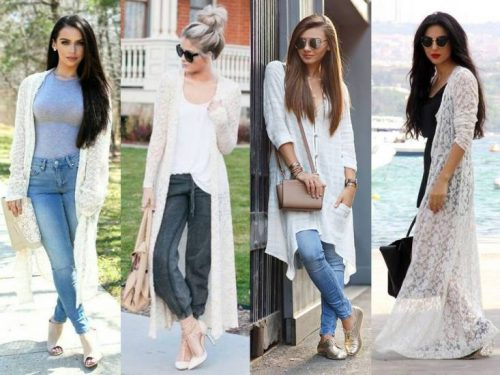 lace outfit ideas