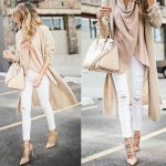 How to wear the blush pink outfits