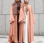 How to style your Abaya cardigan for Ramadan
