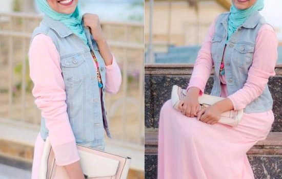 College Hijab Outfits by Egyptian Fashionista