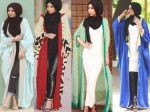 Latest Abaya designs for 2018