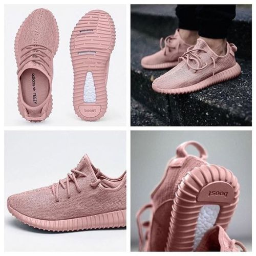 blush Yeezy Boost