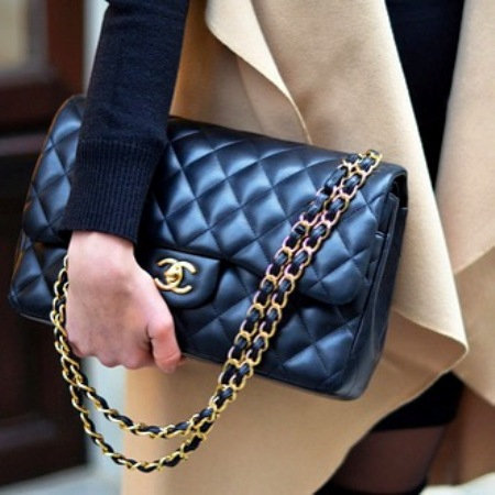 chanel elegant bag