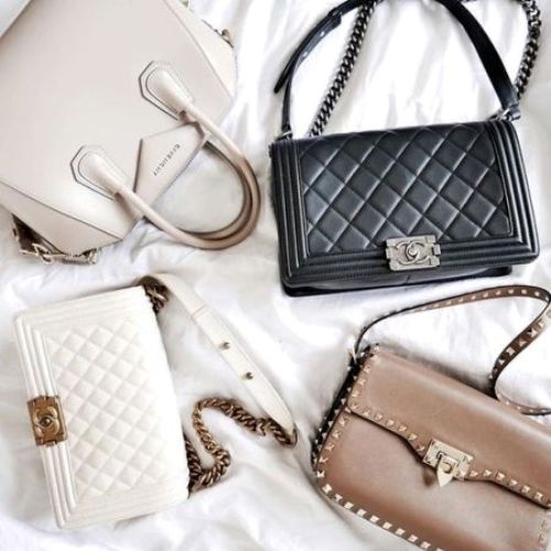 chanel in neutrals