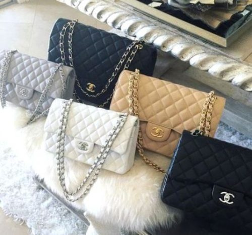 chanel trendy bags
