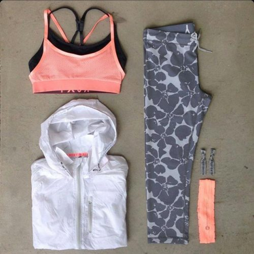 chic workout wear