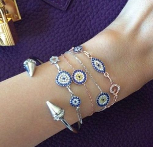 evil eye cute jewelry