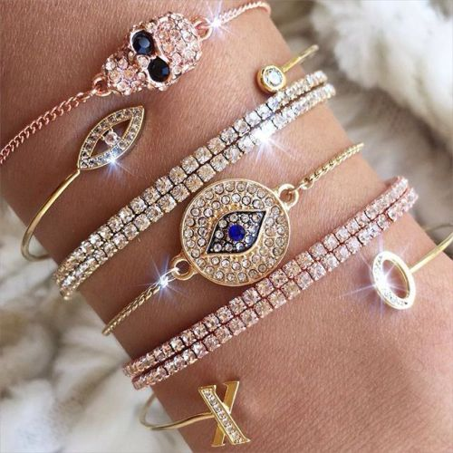 Evil eye jewelry bracelets Page 19 Just Trendy Girls