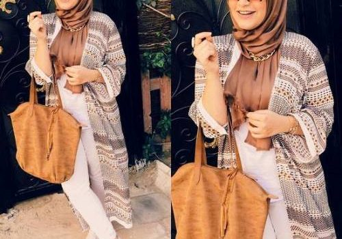 Summer hijab trends