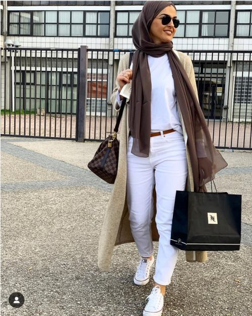 Voorkeur Hijab fashion inspiration – Just Trendy Girls &TQ82
