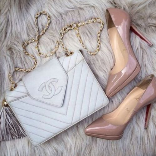 nudes chanel