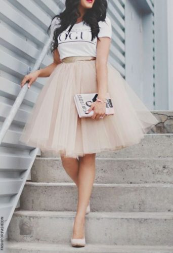 Perfect Black Tulle Skirt Women Tulle SKIRT Wedding Tutus Knee Tulle Skirt