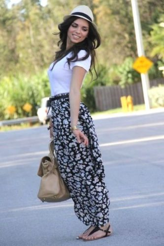 Flowy and comfy maxi skirts – Just Trendy Girls