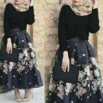 Maxi jupes chic hijab