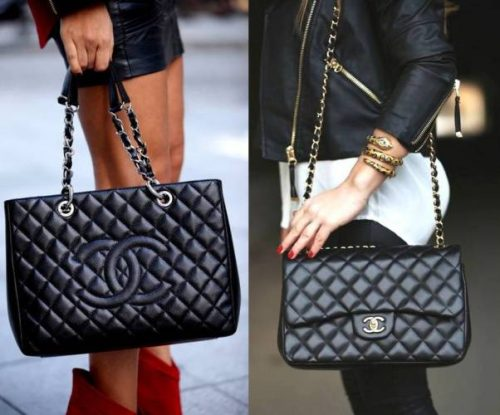very chic chanel bags