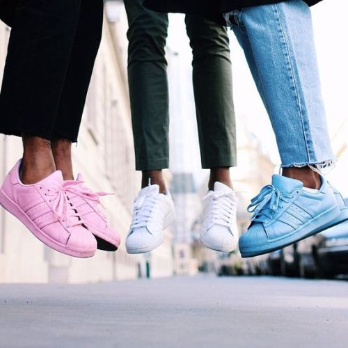 adidad pastel shoes