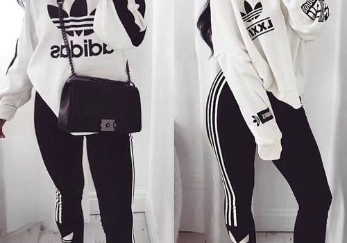 Adidas outfit ideas