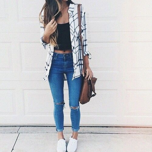 Back To School Outfit Ideas Just Trendy Girls