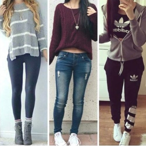 back to school trendy outfits
