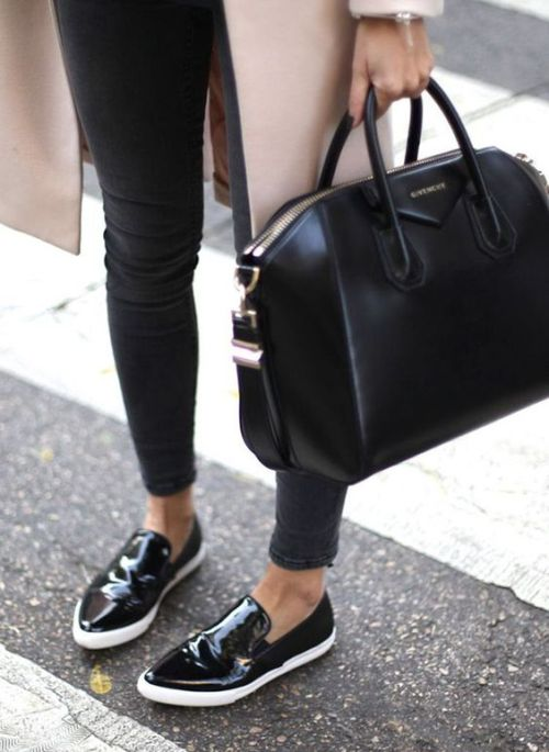 givenchy black satchel