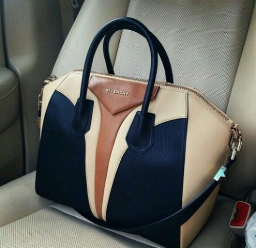 givenchy block colors handbag