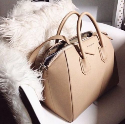 givenchy nude bag