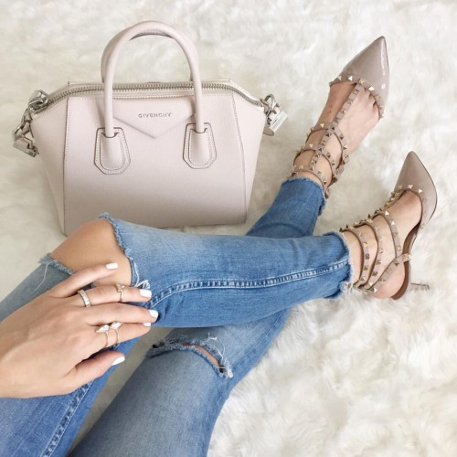 givenchy with valentino sandals
