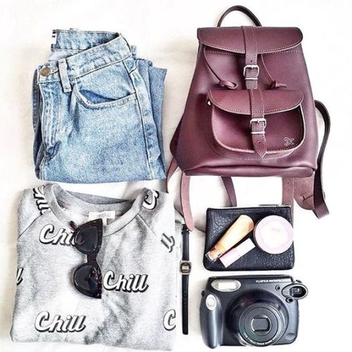 Enjoy the back to school outfits and have a great studying year filled with  hard working and cool looks as well.