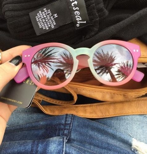 mirror sunnies