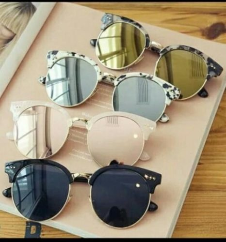 pastel mirror sunnies
