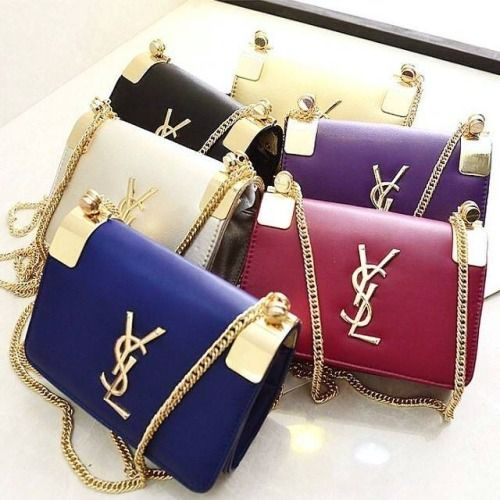 ysl bags in all colors