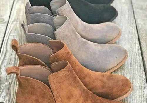 Booties fashion trends 2017