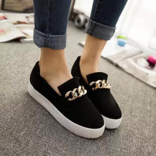 black-slip-on-shoes