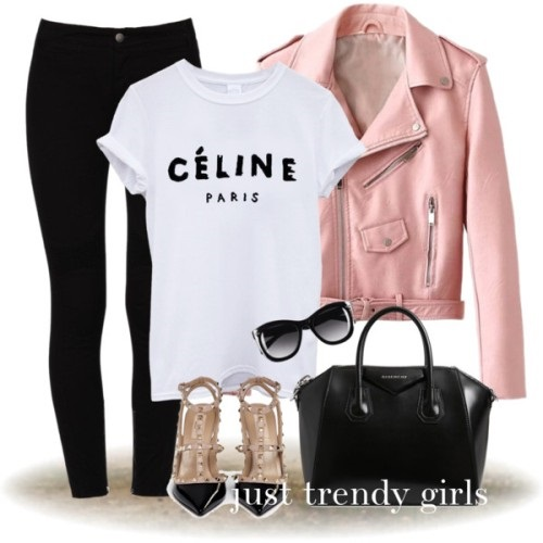 blush-leather-jacket-celine-tee-outfit