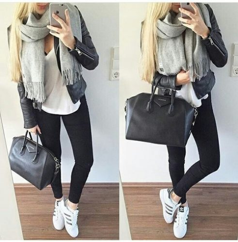 casual smart outfit