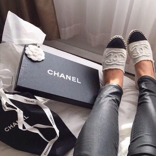 chanel-slip-on-shoes