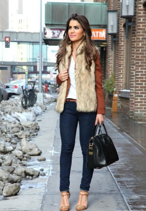 fur-vest-stylish-look