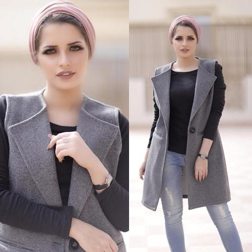 Enjoy the hijabi outfit ideas and have great fall season weather you are a  college girl, school girl or sporty girls. You will definitely find  something