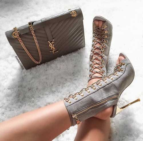 lace-up-peep-toe-grey-shoes