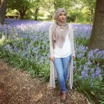 Beautiful hijab outfits