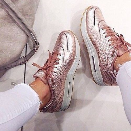 metallic-sneakers