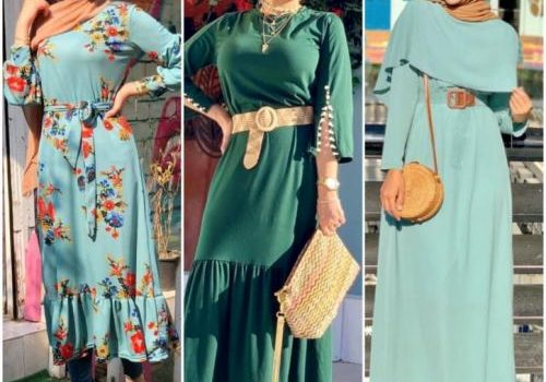 Eid hijab fashion looks
