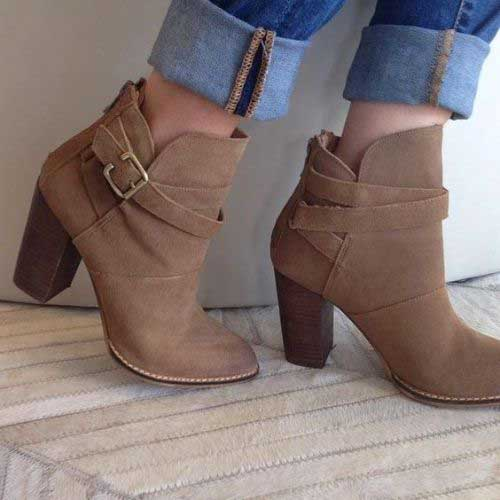 mocha-ankle-shoes-style