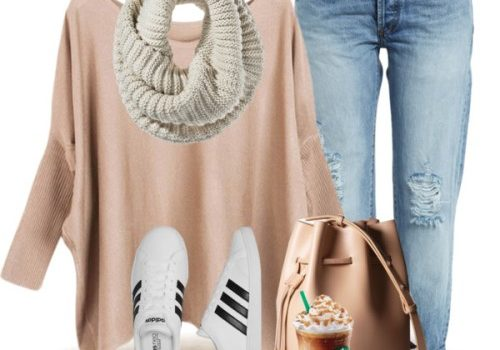 Casual outfits mix and match