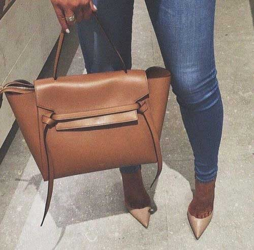 nude-shoes-with-celine-nude-bag