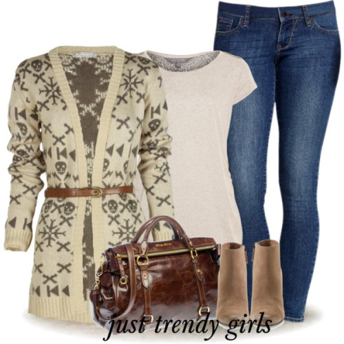 printed-belted-cardiggan-outfit